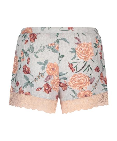 Jersey Shorts, Grey