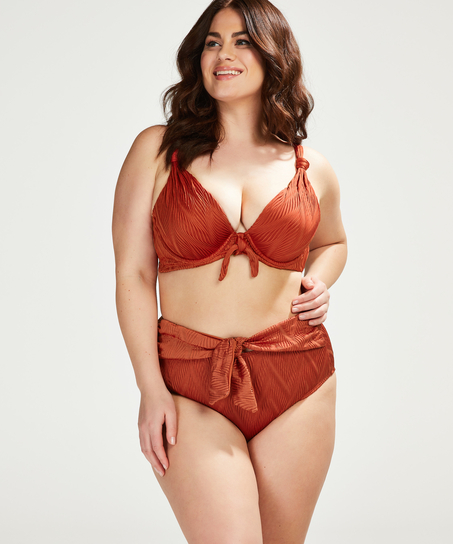 Galibi high bikini bottom I AM Danielle, Orange