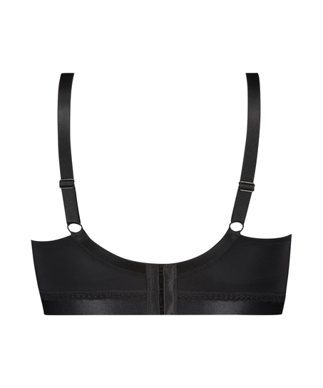 Erica prosthetic underwireless bra, Black