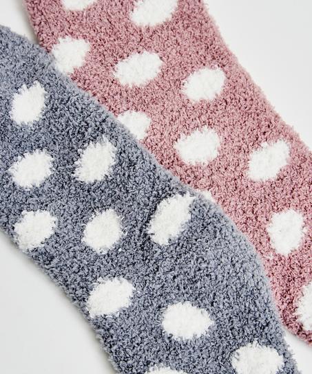 2 Pairs of Socks, Blue