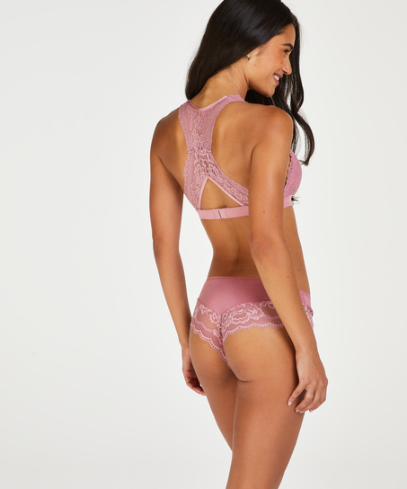 Sia Brazilian shorts, Purple