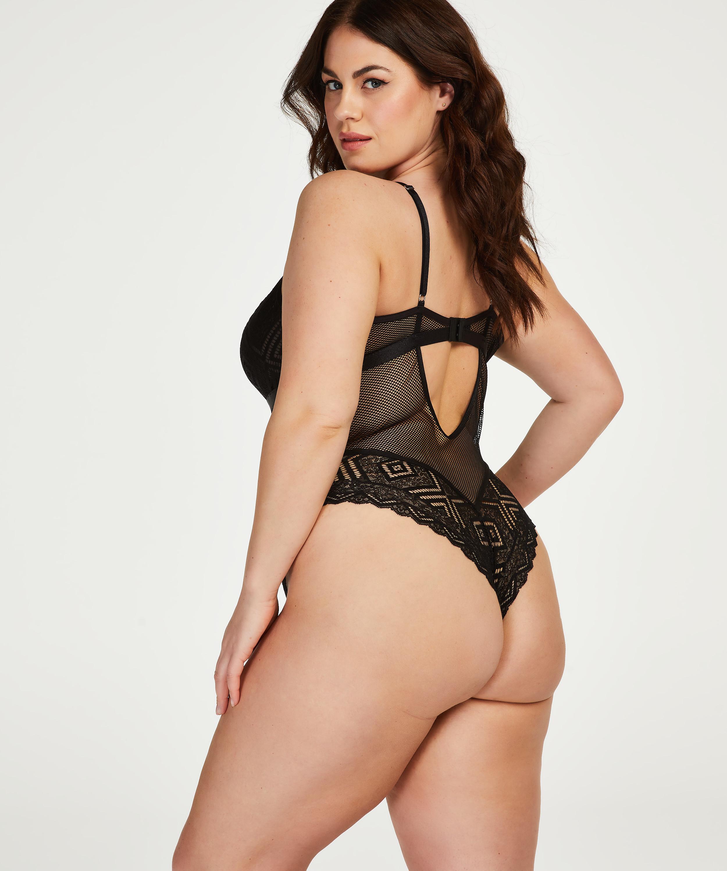 Jerrine Body I AM Danielle, Black, main