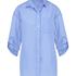 Beach blouse, Blue
