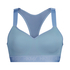 HKMX Sports bra The All Star Level 2, Blue