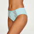 Diva high knickers, Blue