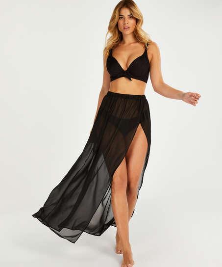Galibi I AM Danielle beach skirt, Black