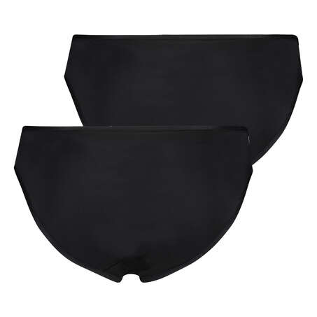 2-pack Angie Knickers, Black