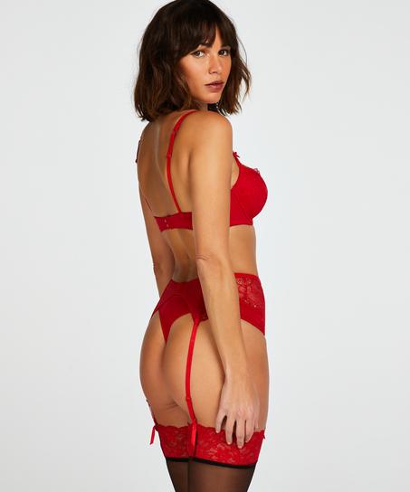 Suspenders, Red