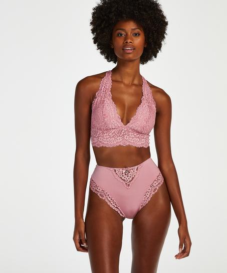 Rose high Brazilian, Purple