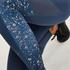 HKMX high waisted sport leggings, Blue