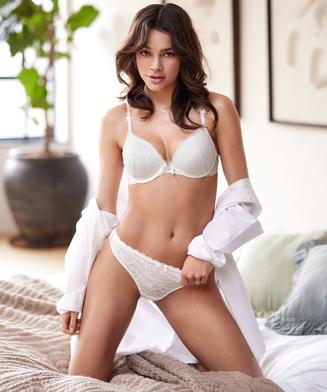 Maya Thong, White