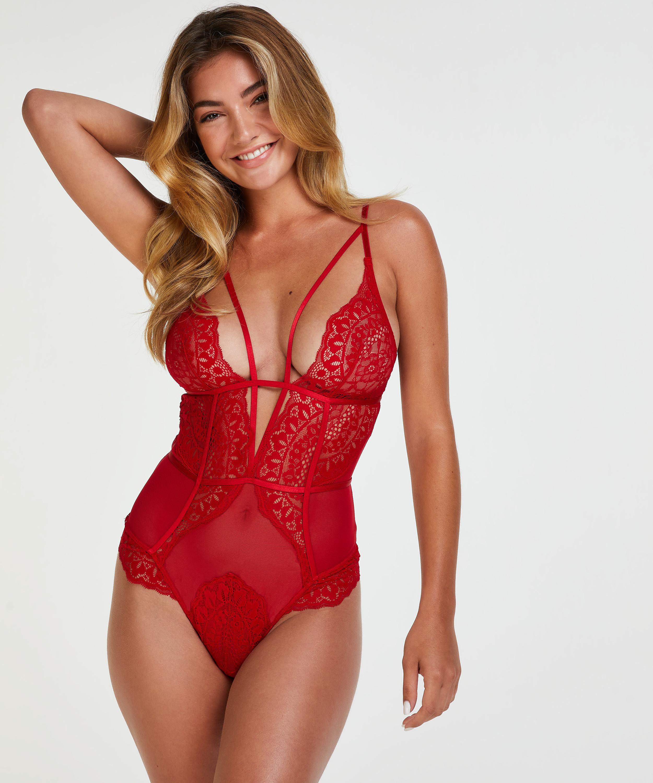 Kiki Body, Red, main