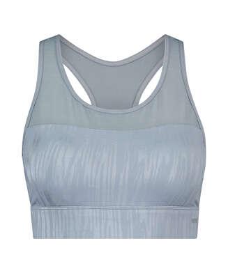 HKMX Sport bra The Classic Mojave Level 2, Blue