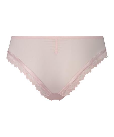 Yvonne Brazilian shorts, Pink