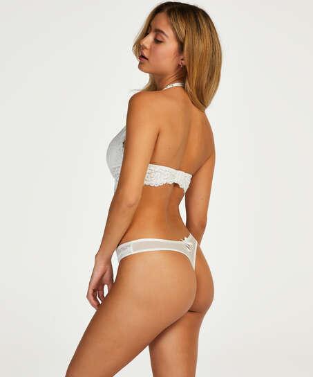 Eliza Thong , White