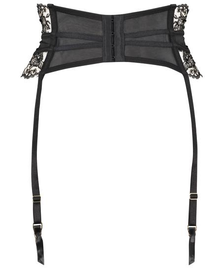 Jade Suspenders, Black