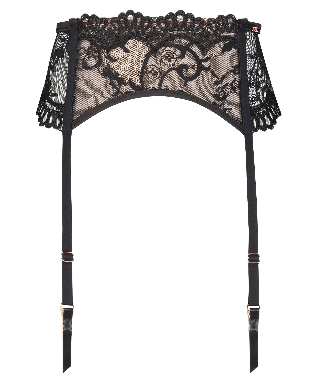 Helena Suspenders, Black, main