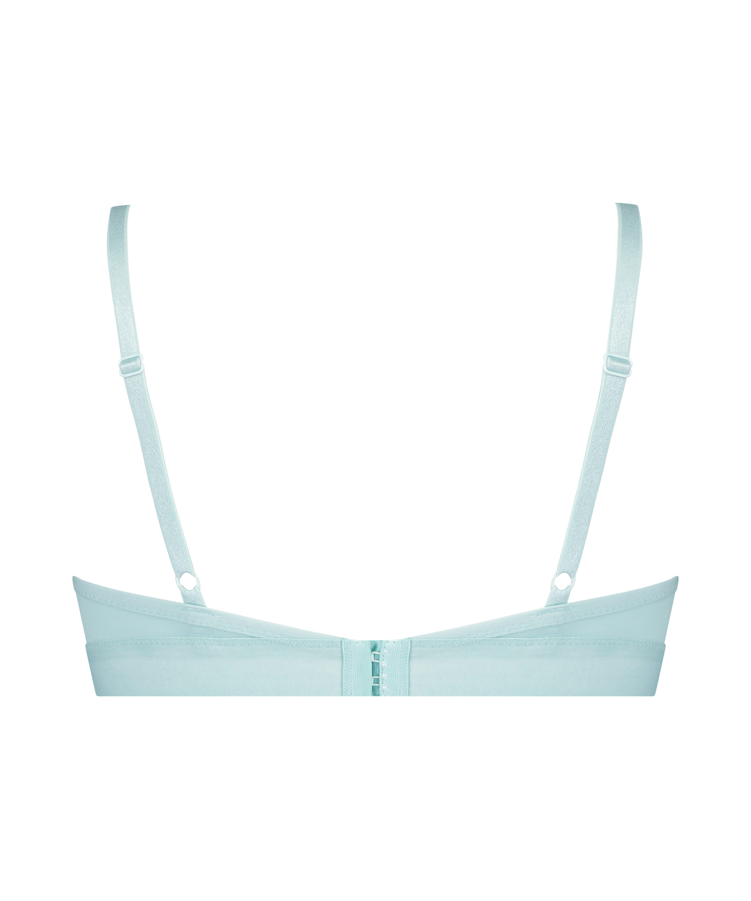 Sophie Padded Non-Underwired Bra, Blue, main