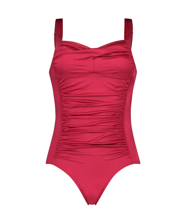 Sunset Dreams Ocean swimsuit, Red, main