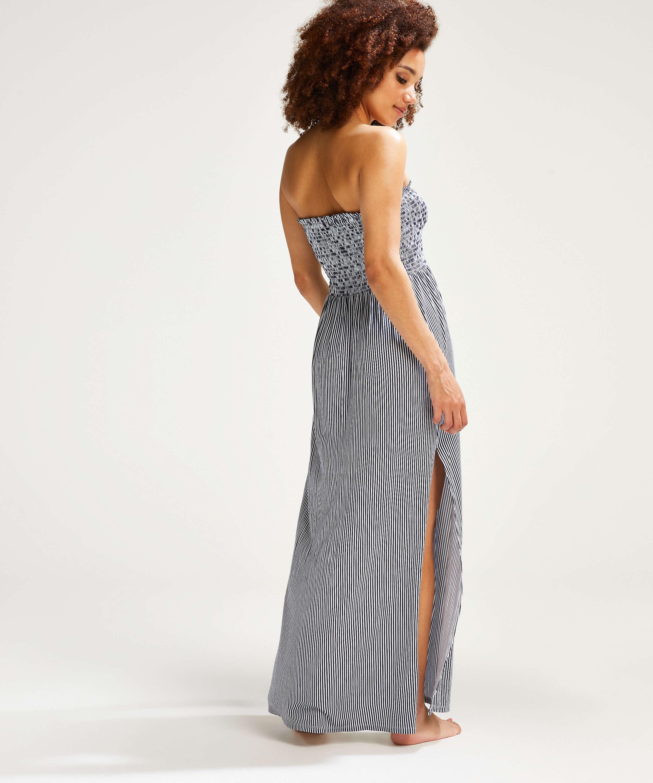 Jersey tube dress, Blue, main