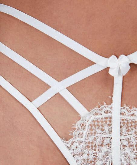 Eve thong, White