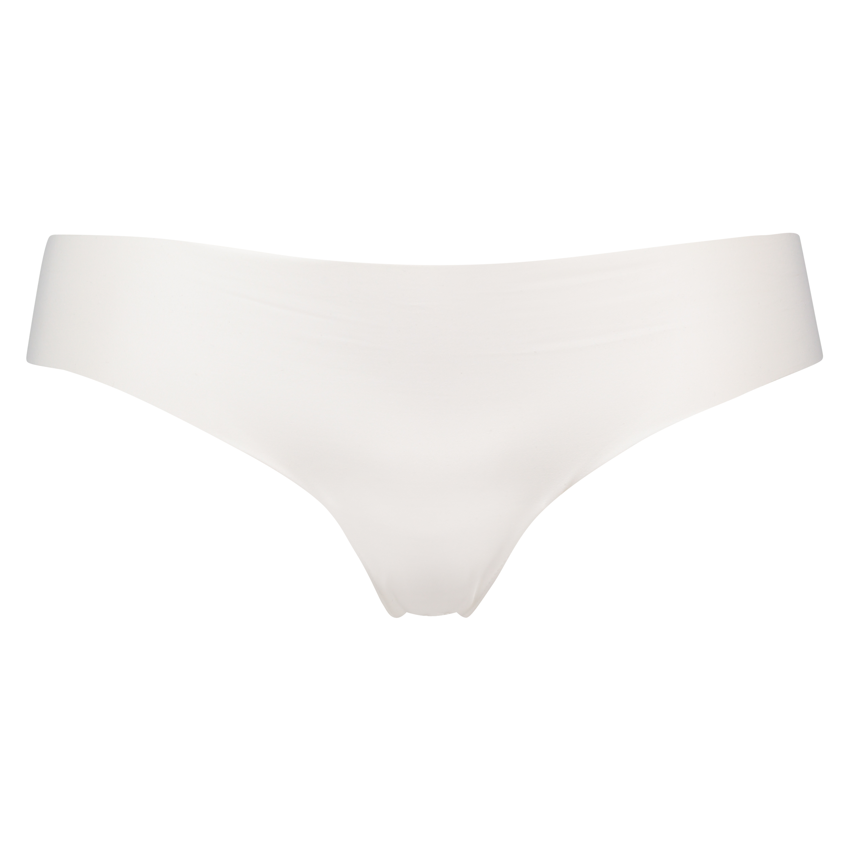 Invisible thong, White, main