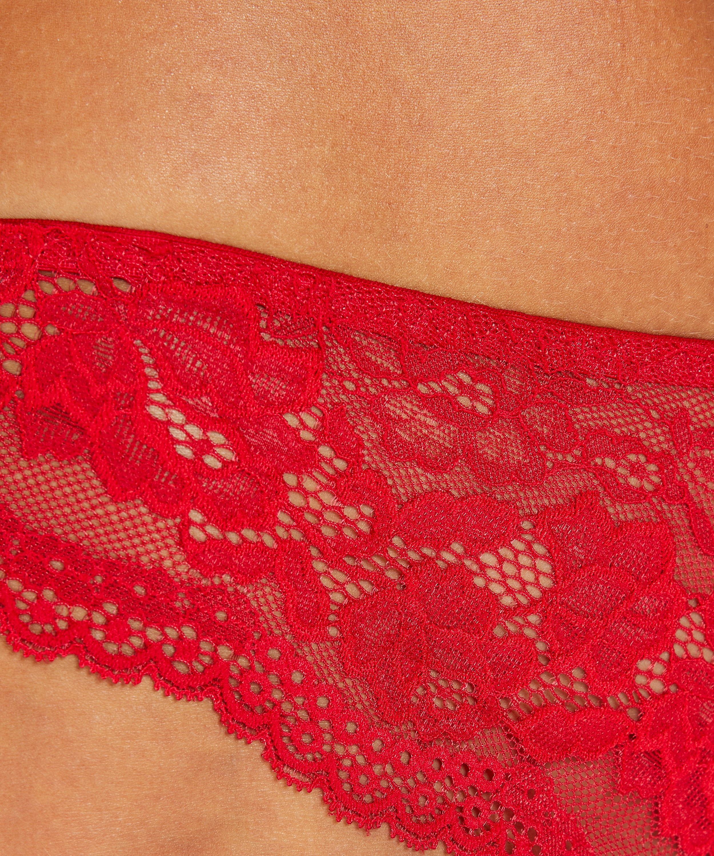 Chelsey Brazilian, Red, main