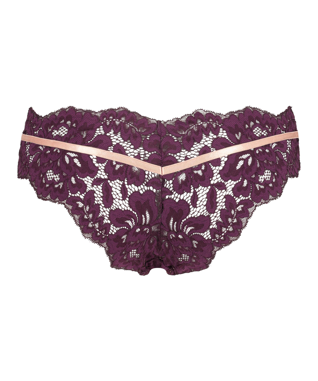 Millie Brazilian, Purple, main