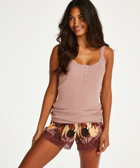 Jersey Shorts, Pink