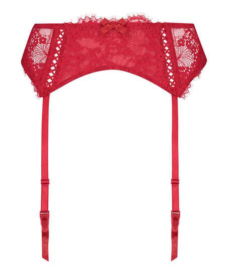 Leyla Suspenders, Red