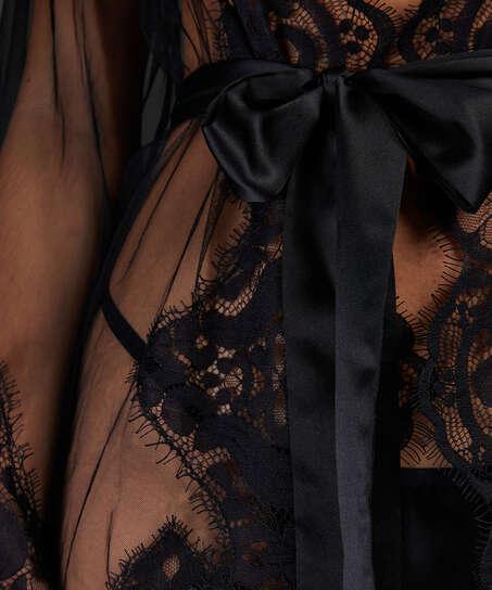 Verity Kimono, Black