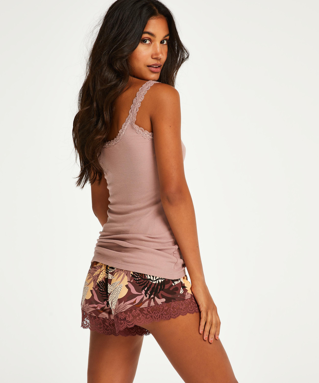 Jersey Shorts, Pink, main
