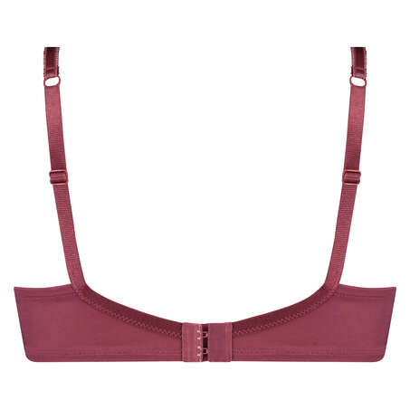 Sophie Non-Padded Underwired Bra, Red