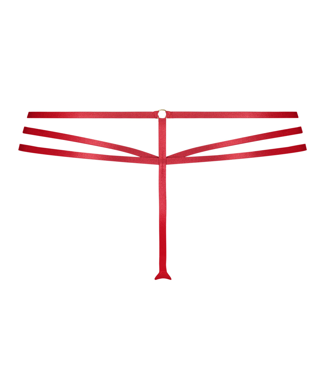 Iggy thong, Red, main
