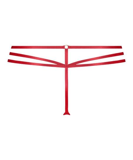 Iggy thong, Red