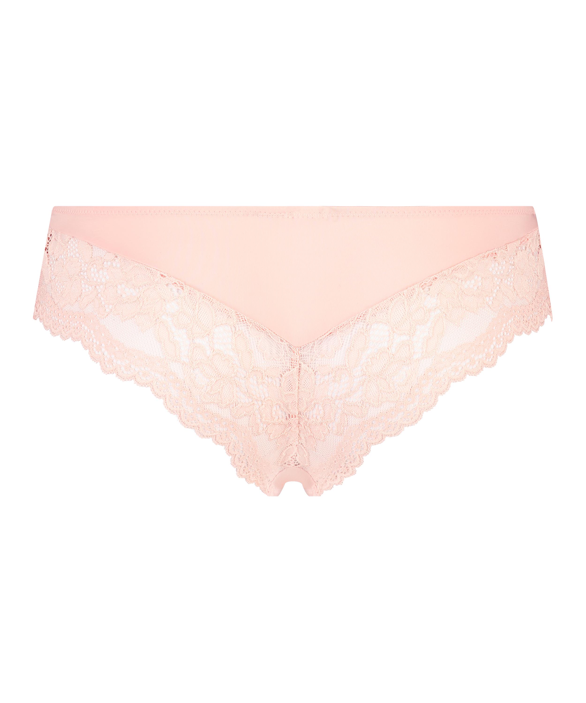 Valencia Brazilian Shorts, Pink, main