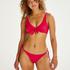 Luxe non-padded bikini top, Pink