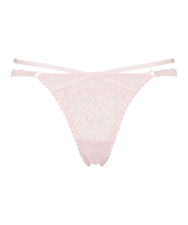 Keira thong, Pink, main