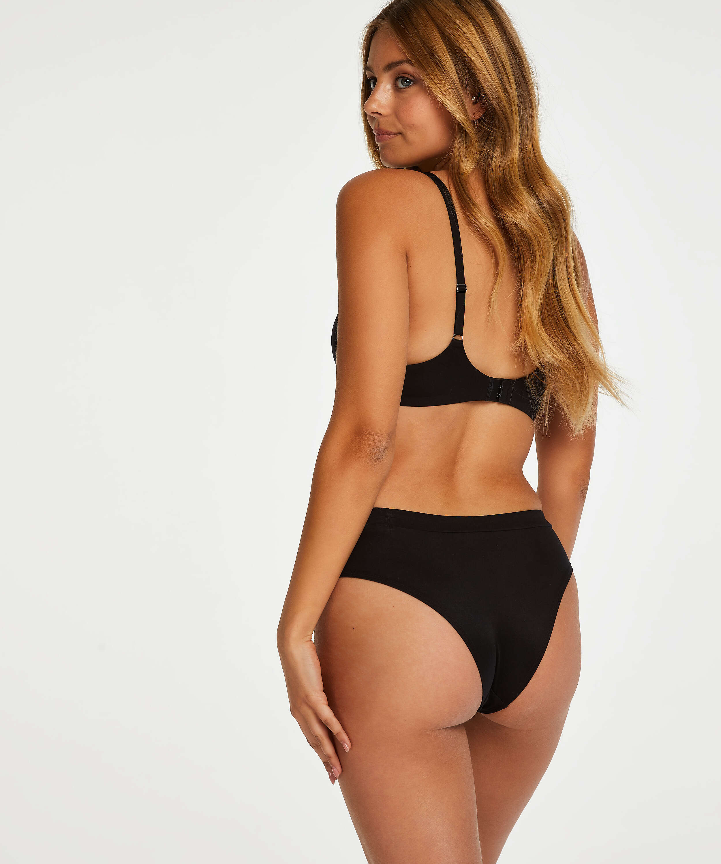 Brazilian short Soft, Black, main