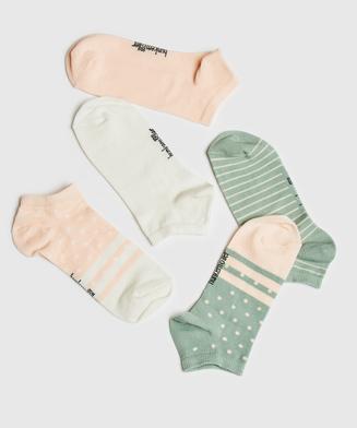 2 Pairs Of Socks, White