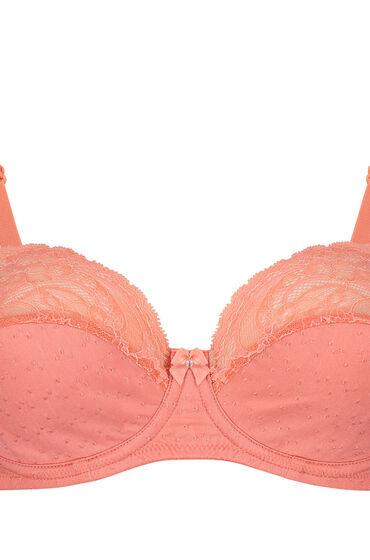 Hunkemöller Sophie Non-padded Underwired Bra Pink 169340 42h , Pink