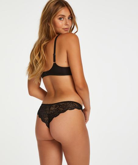 Brazilian Rosie, Black