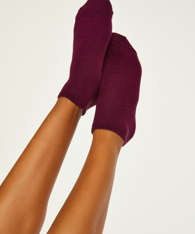 2 Pairs Of Socks, White, main