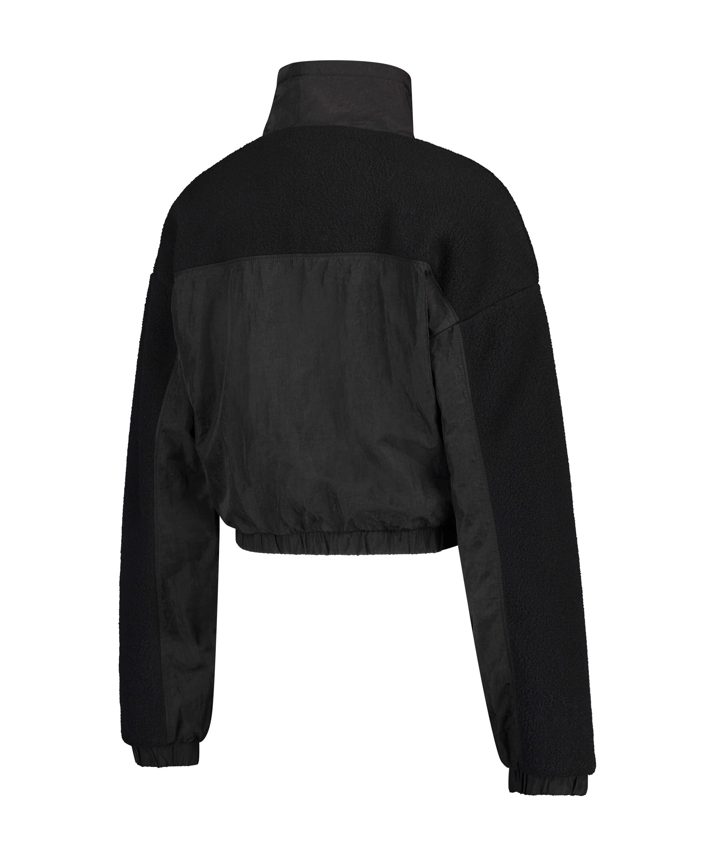 HKMX Sports jacket Malila, Black, main