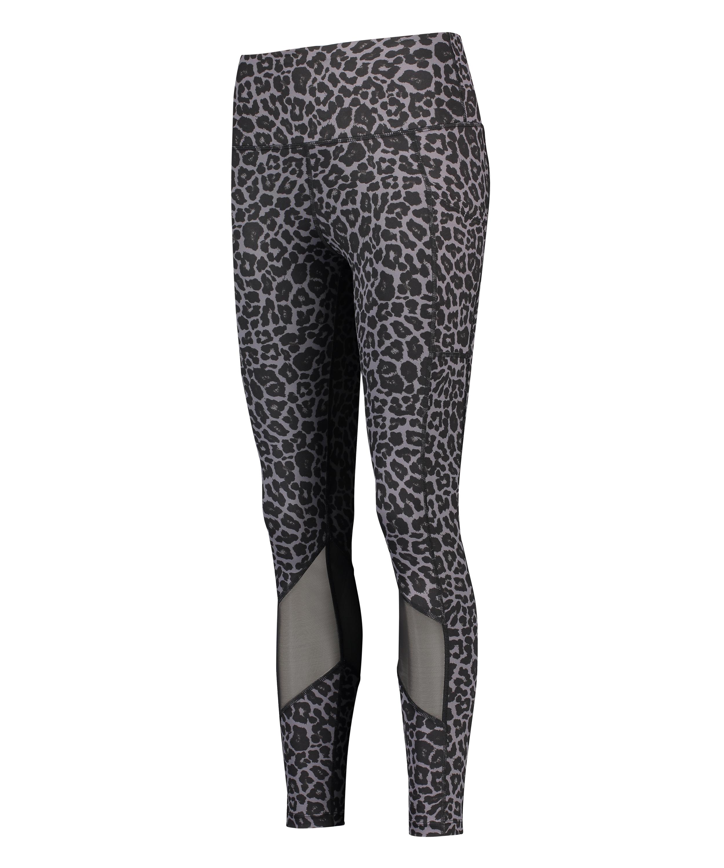 HKMX Oh My Squat High Waisted Leggings, Grey, main