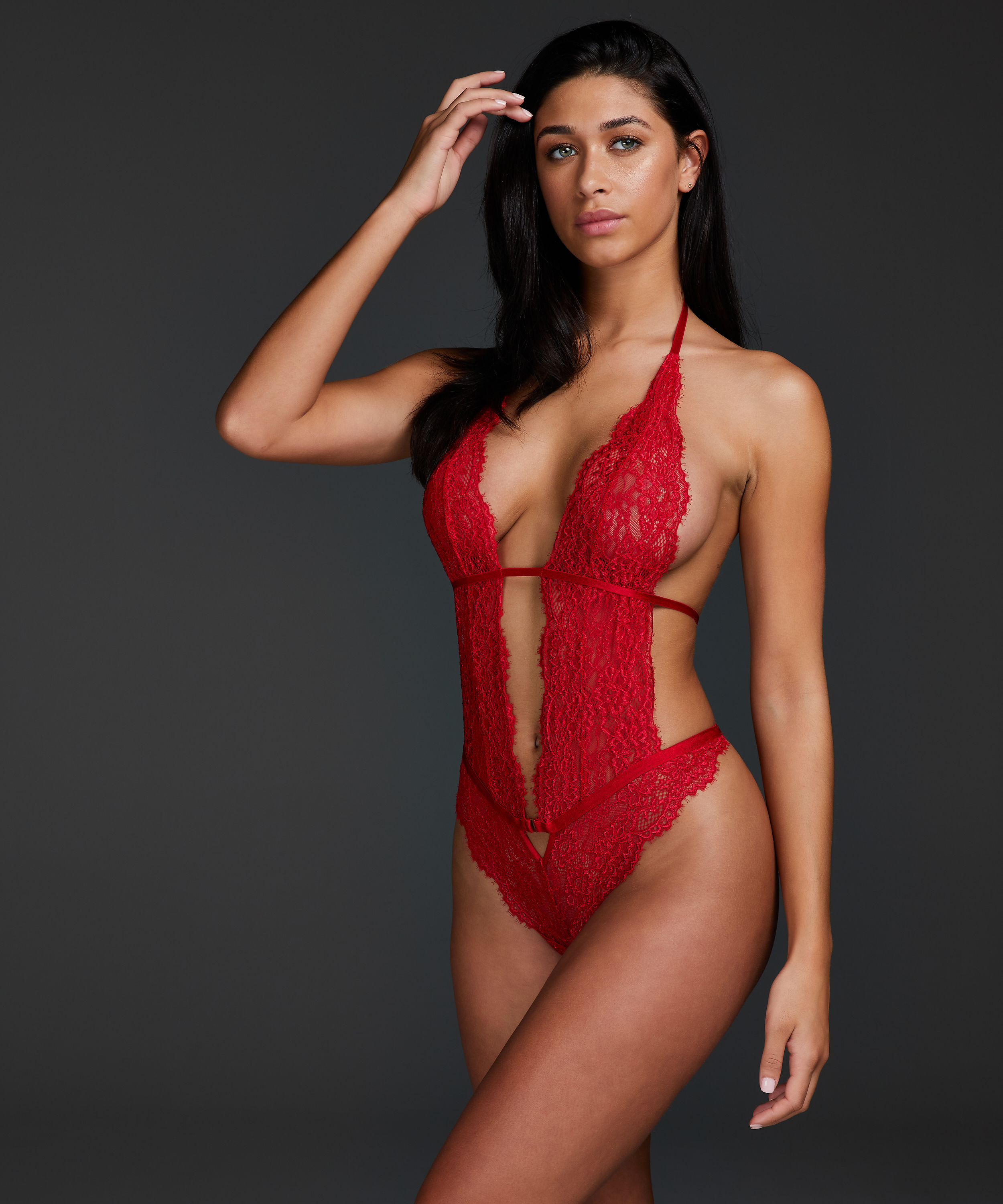 Salem Private Body, Red, main