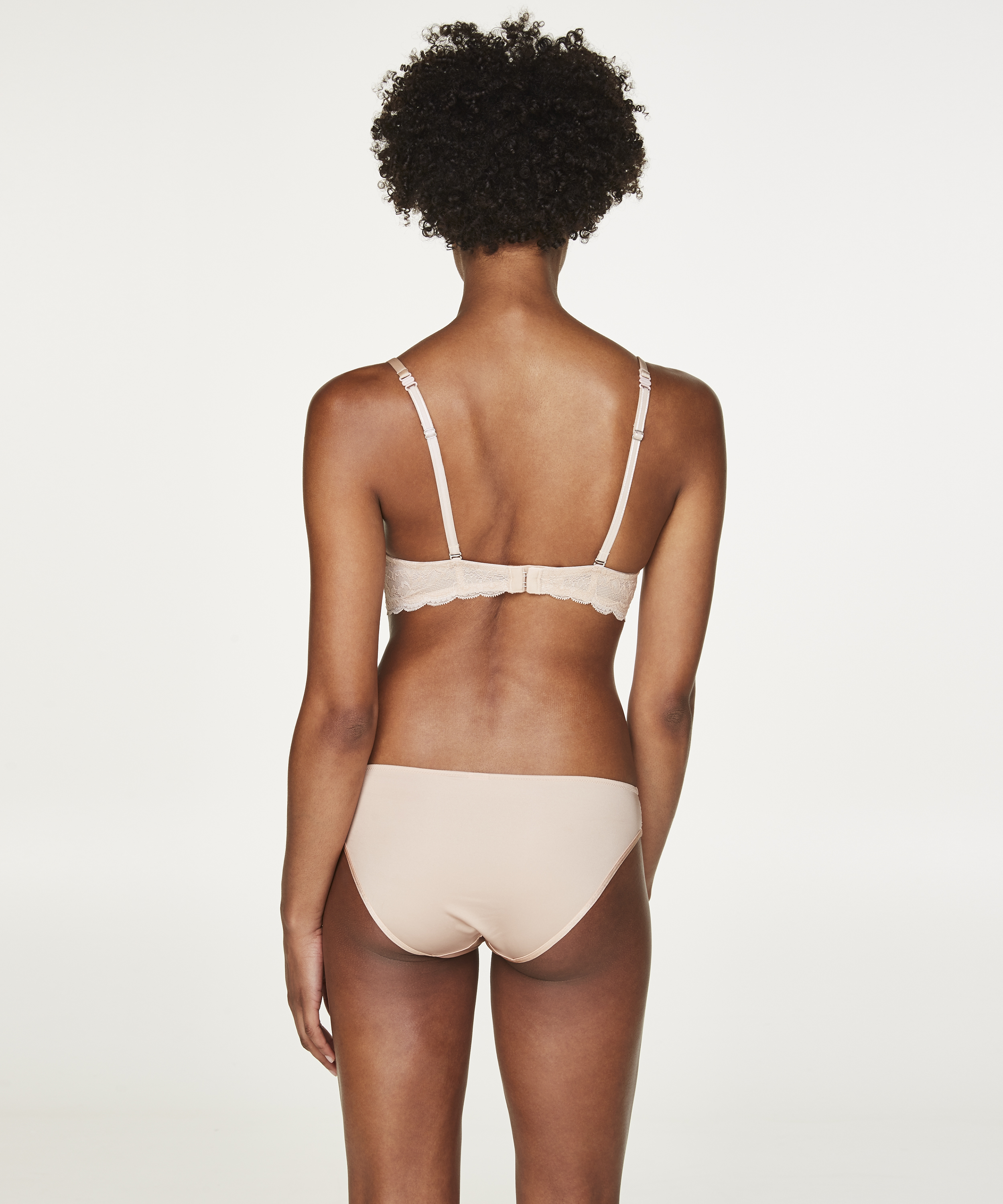 2-pack Angie Knickers, Beige, main