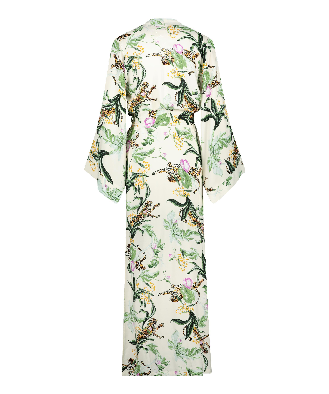 Leo Long Kimono, Pink, main