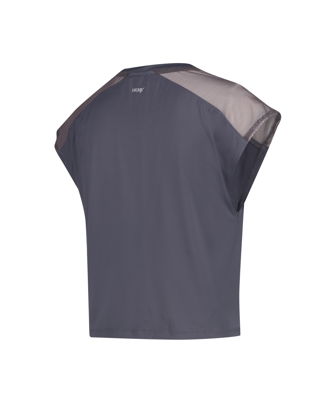 HKMX Sport t-shirt Joya, Grey, main