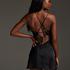 Nina Slip Dress, Black